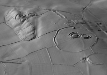 3D View of Hill of Tara DTM